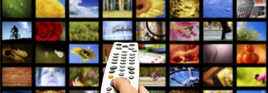 Установка эфирного и спутникового ТВ